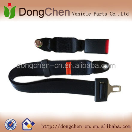 simple two point bus safety belt/vehicle safety seat belt