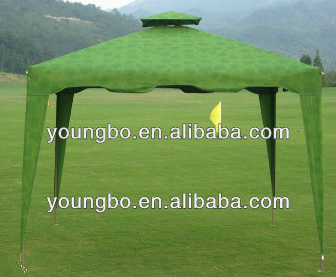 double layer metal gazebo outdoor folding gazebo easy up gazebo