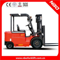 NBO 1ton mini electric forklift truck, Chinese forklift for sale