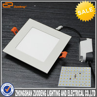 wholesale commercial hanging lighting high efficiency 18w panel light led tv