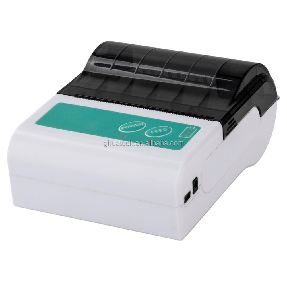 GH Mini Bluetooth bluetooth mobile dot matrix printer for Android and IOS online order printing
