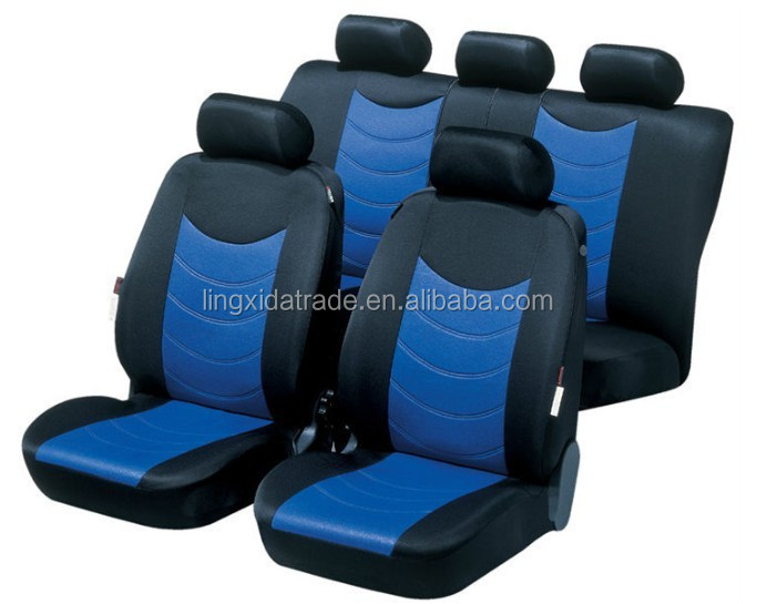 Hot selling car seat cover FZX-267 for Toyota Axio fielder