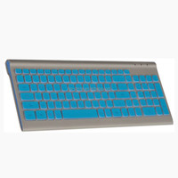 Attractive !!! Bluetooth Keyboard With Lighting