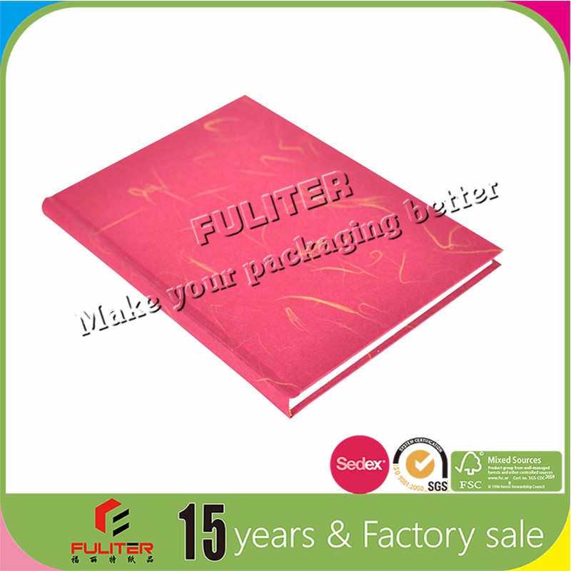 Custom paper cheap plain notebooks wholesale factory prices