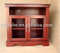 2014 Livingroom red TV stand glass cheap tv stands