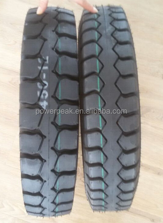 Heavy duty motorcycle tyre 4.00-12 4.50-12 5.00-12 three wheeler tyres