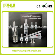 Promotion adjustable air flow aerotank coils aero tank atomizer