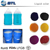 Colorful pigment for liquid silicone