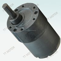 TT high quality high torque low speed micro brush dc gear motor