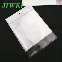 Wholesale Hanging Product Header Plastic Sleeve Cello Cellophane Packaging