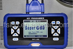 Super OBD SKP-900 Key Programmer for Hand-Held Auto 3.9 46/4d/48 adapter plus car key remote programmer tools
