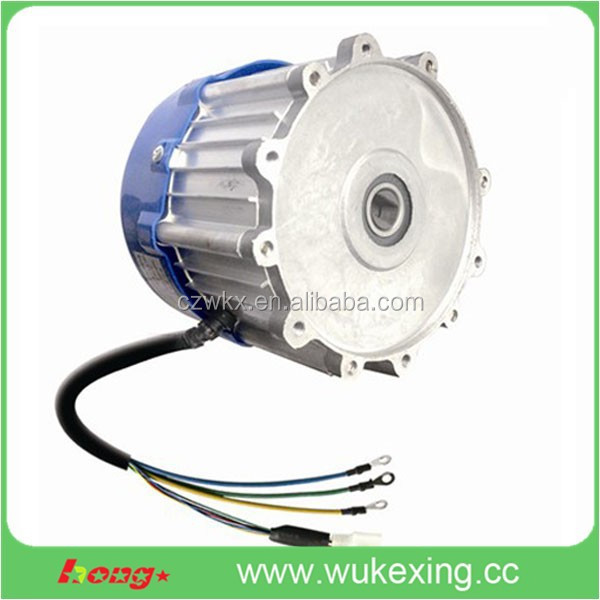 650w brushless dc motor direct drive electric motor
