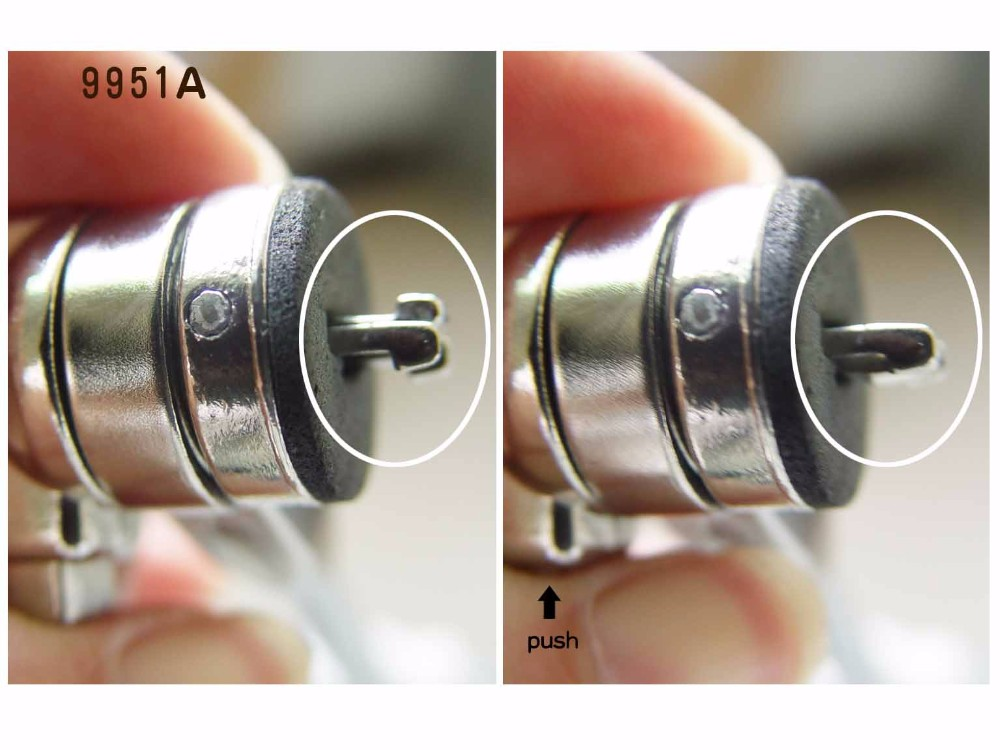 New Modern Style Zinc Alloy Computer lock /laptop lock
