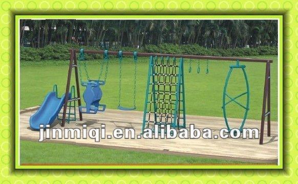 jmq swing fbricametal patio de plstico con tobogn para nios buy product on alibabacom