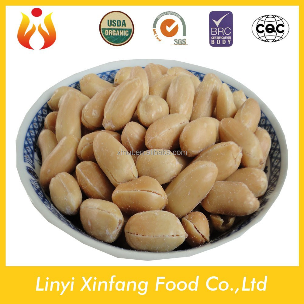 chinese best selling roasting peanuts coated peanuts products groundnuts for sale