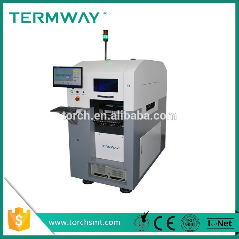 Termway Plastic smt splice plier jet printer machine with high quality