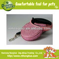 Fashion rhinestone-covered pet leash