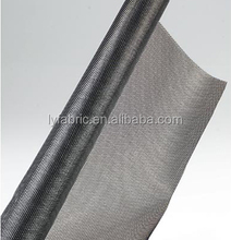 mosquito net fabric fiberglass fabric coated with pvc