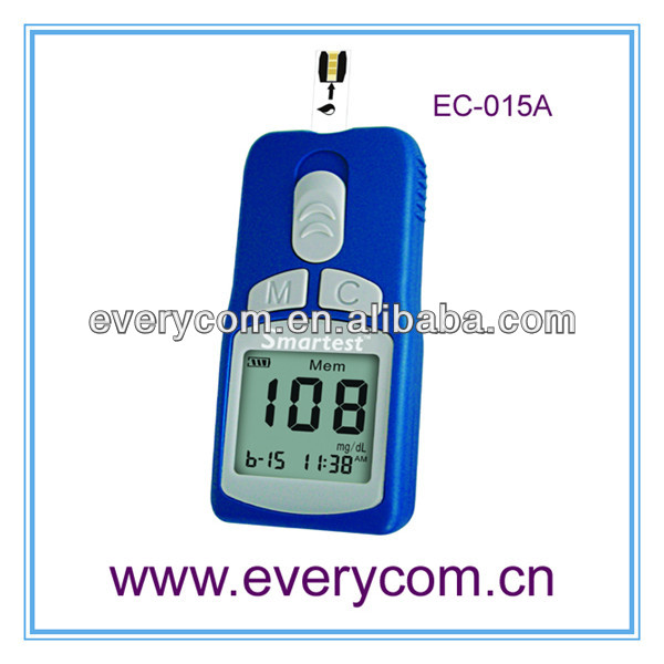 High Quality Fashionable Portable blood glucose meter
