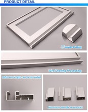First choose here OEM aluminum extrusion snap frame