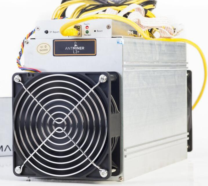 Hot selling High Speed Antminer machine L3+ S9 13.5T D3 for Bitcoin Litecoin Dash miner with power supply bitcoin miner