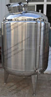 Mirror finished 50000-100000l gas storage tank lpg tanker lpg gas tank with insulation