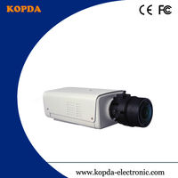 h 264 ip box camera 5mp, 4/6mm fixed lens Day&Night Support two-way voice Visual angle 78/53/40/23(level)