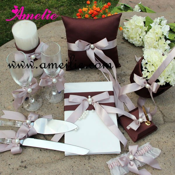 Chocolate Wedding Set/Wedding Decoration