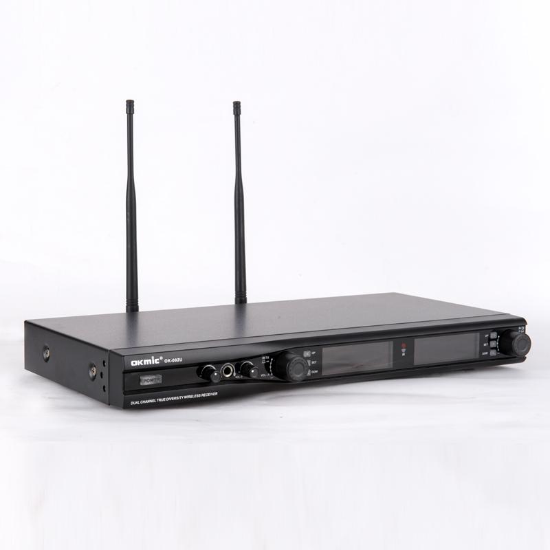 wireless  omnidirectional condenser microphone