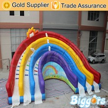 Outdoor Toys Commercial Inflatable Waterslide Rentals