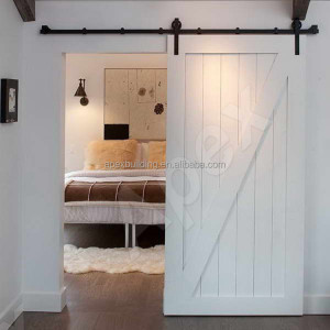 Sliding Closet Door /barn door ,DIY sliding barn door /American style modern interior door