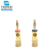 Factory Supply rc model battery connector banana plug