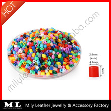 Eco-friendly Non-toxic hama perler beads Popular Creation Kids DIY Crafts Cheap Fashion Perler Beads MLHB 002