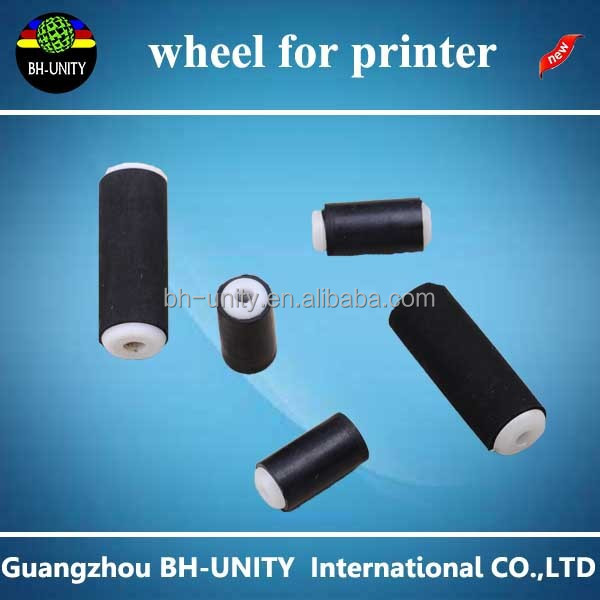 Printer spare parts material pinch wheel for wit color