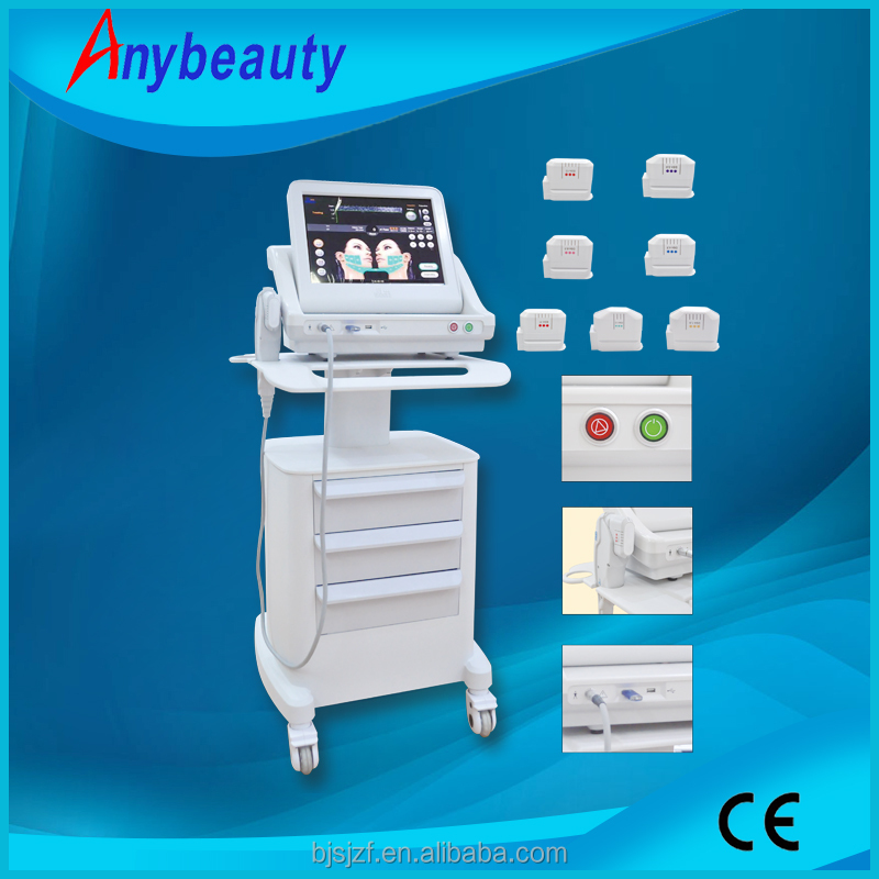 HIFU-C USA focused ultrasound HIFU machine/HIFU Face lift/ HIFU for wrinkle removal