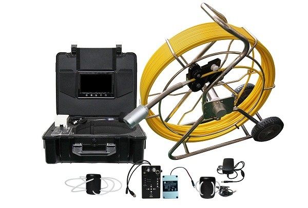 Broad Market Prospects Sewage Camera, Camera Inspection Pipeline, Plumbing Inspection Camera WPS-712DLK