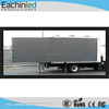 LED advertising board Truck/bus/ trailer Outdoor full color LED display mobile LED screens wall