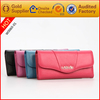 guangzhou factory brand name ladies purse in cheap quality