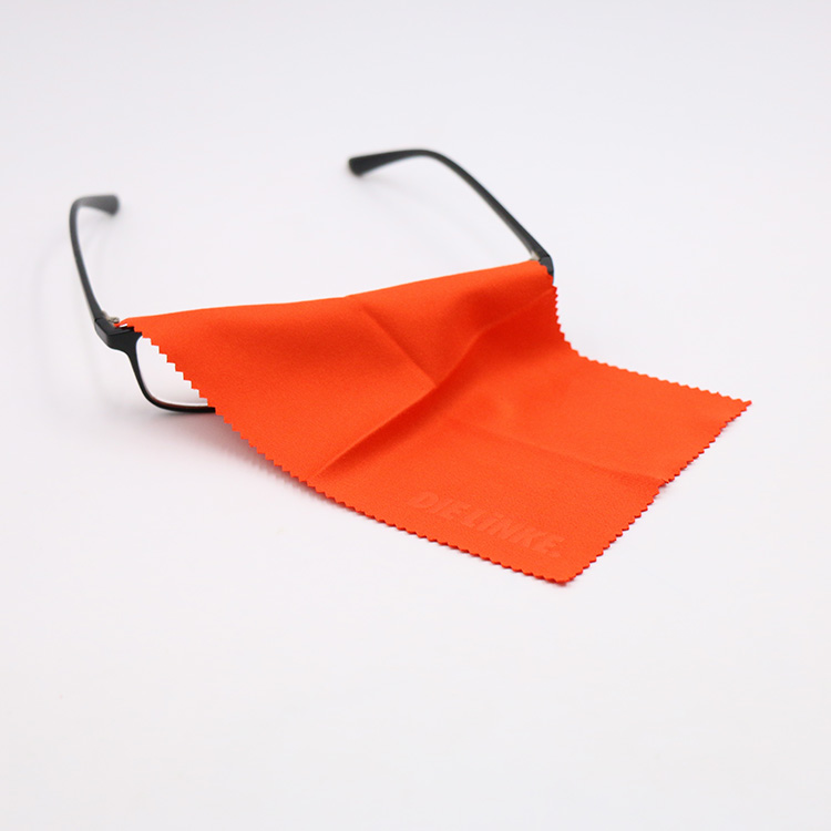 High Density Toughness Microfibre Cleaning Cloth For Sunglasses