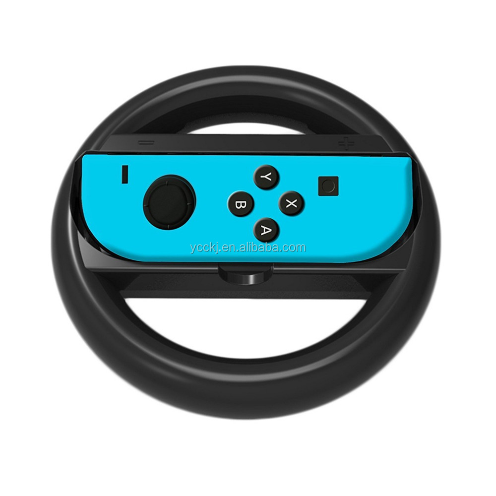 Steering wheel for nintendo switch joy-con 2 in 1 pack