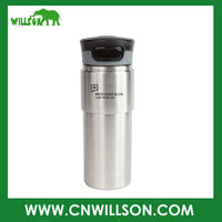 High quality stainless steel tiger vacuum flask