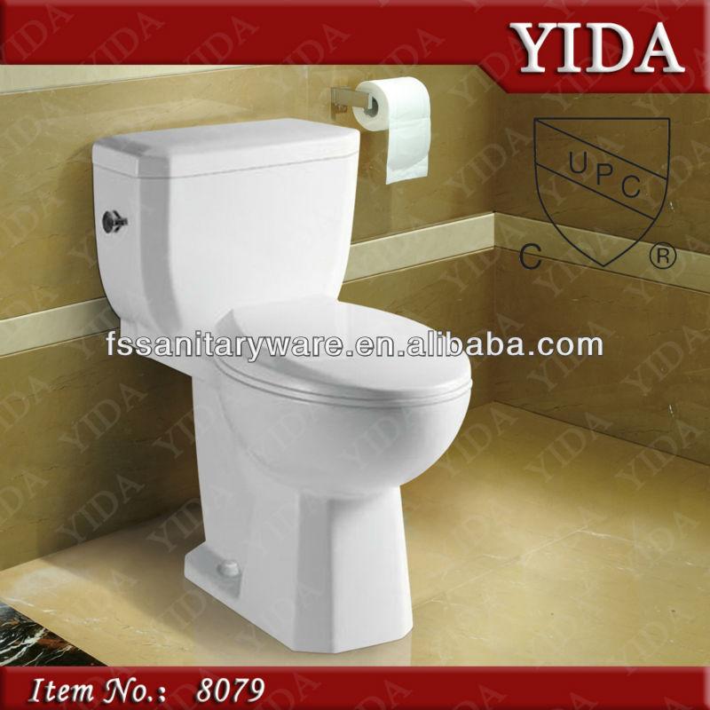 c ramique cupc siphon d 39 une seule pi ce toilettes pour canada march en de bains id. Black Bedroom Furniture Sets. Home Design Ideas