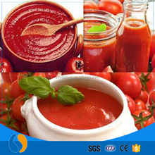 Sachet Tomato Ketchup Processing Line making machine