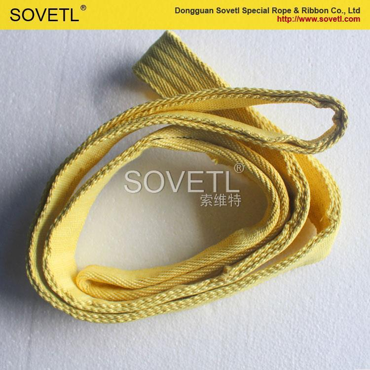 Super quality long life webbing sling/lifting belt