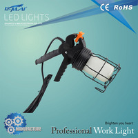 plastic rechargeable lantern emergency work lamps with plastic clip rechargeable metal cage hand lamp