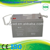 good price 12v100ah dry deep cycle battery