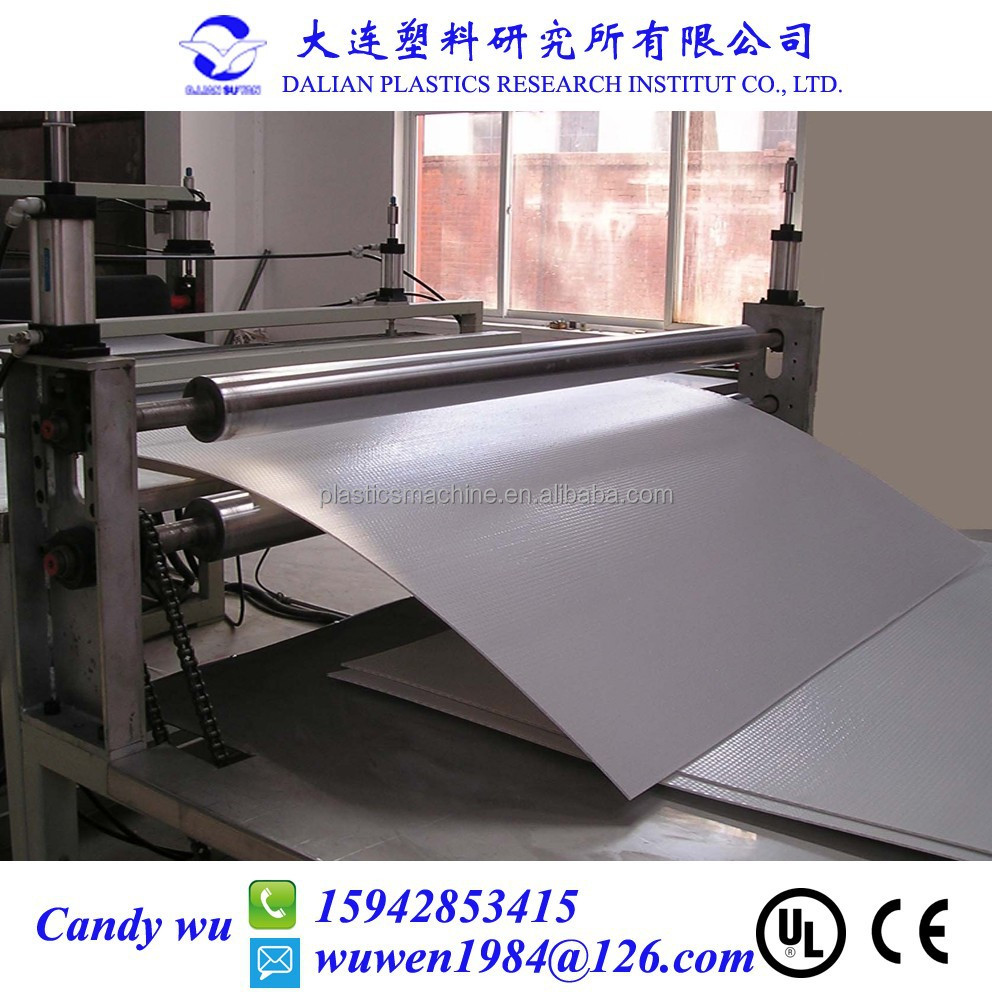 used for car sheet Plastic bubble board production line