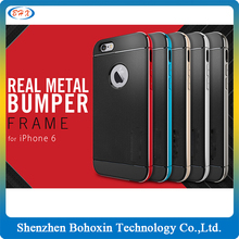 2017 anti-shock SGP metal frame phone case for iPhone mobile accessory