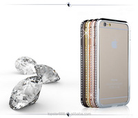 2015 New Arrival Luxury Diamond Case For iphone 5 cover, Jewely Bling Case For iphone 5 5s Diamond Bumper Cover High quality