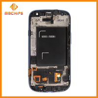 Mobile phone spare parts replacement lcd screen for samsung galaxy s3 i9300 lcd